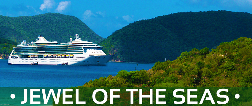 Royal Caribbean Jewel of the Seas Ship