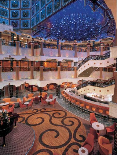 Carnival Liberty Ship New Life 2012 Cruise