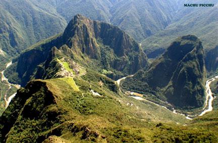 Machu Piccu Guided Tours May